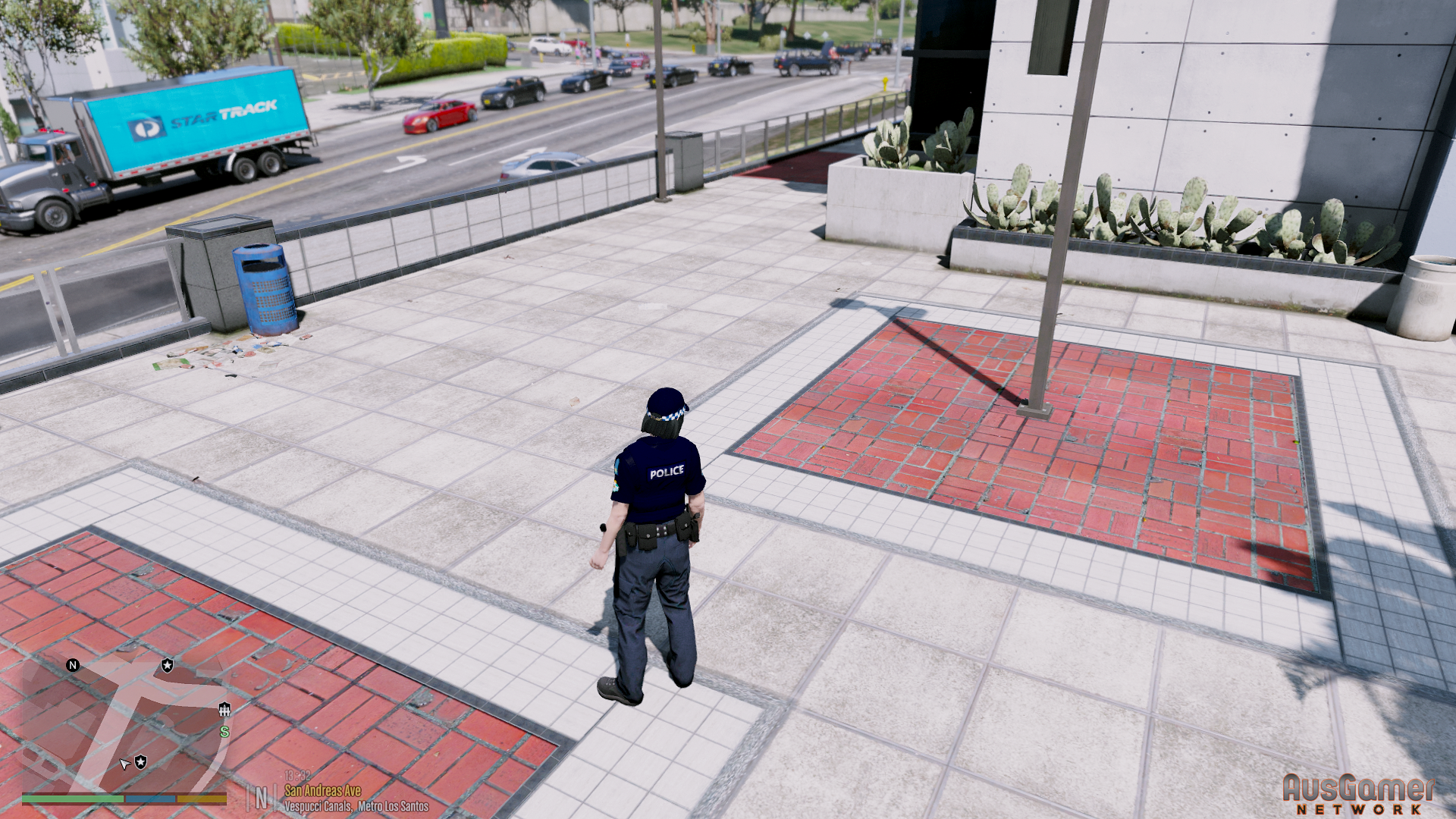 Queensland Police Service EUP Male and Female Pack - Peds - AusGamer