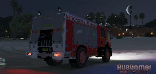 MAJOR REDEV] MFB Fire Truck Texture - Vehicle Liveries - AusGamer