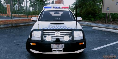 NSW Ambulance] Emergency Ambulance Livery for ELS Sprinter