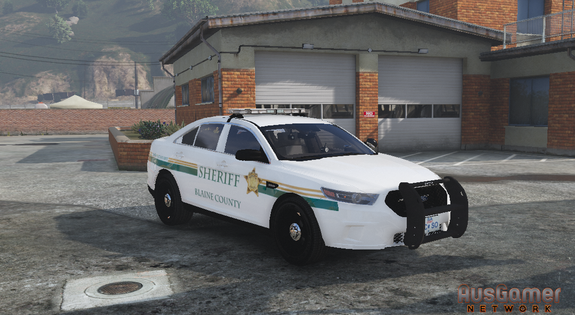 Blaine County Sheriff's Office (Galveston County, TX Based
