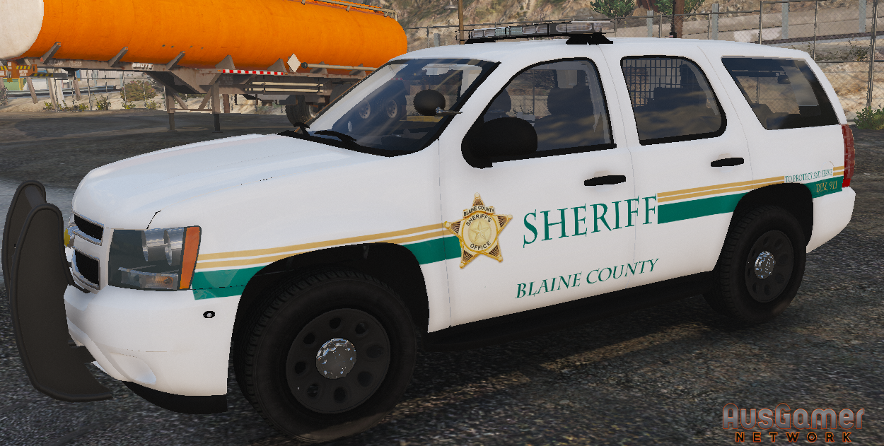 Blaine County Sheriff's Office (Galveston County, TX Based